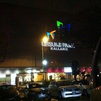 Photo taken at Leisure Park Kallang by Wei Bin T. on 1/29/2011