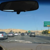 Photo taken at Altamont Pass by William J. on 8/6/2012