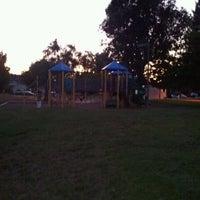 Photo taken at John Mise Park by Charlie C. on 8/24/2011