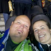 Photo taken at Section 235 by Steve R. on 10/5/2011