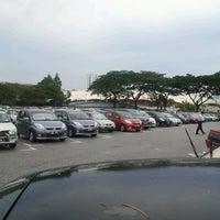 Photo taken at Stadium Nasional Bukit Jalil Car Park by Sham H. on 11/8/2011