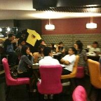 Photo taken at Padis Point Restaurant and Bar Dagupan by Arlene F. on 5/11/2011