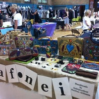 Photo taken at Young Designer's Market by daf•nei on 7/16/2011