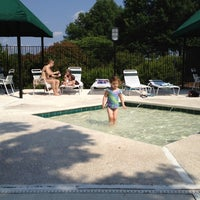 Photo taken at Starmount Forest Country Club by Cate H. on 5/26/2012