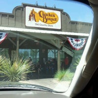 Photo taken at Cracker Barrel Old Country Store by Robert G. on 6/17/2012