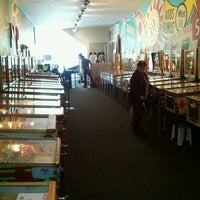 Photo taken at Pacific Pinball Museum by Nick R. on 9/9/2011