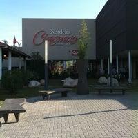 Photo taken at Nordelta Cinemas by Lola on 5/8/2012