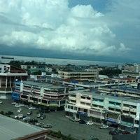 Photo taken at Bandar Tawau by Fatyn S. on 5/20/2012
