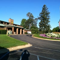 Photo taken at University of Michigan Golf Course by Ron A. on 7/11/2012