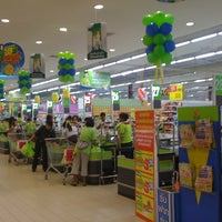 Big C Supercenter Hat Yai