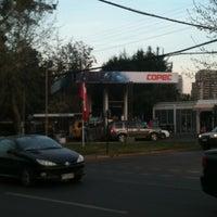 Photo taken at Copec by Sr. D. on 9/21/2011