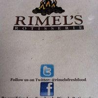 Photo taken at Rimel's Rotisserie by Lori B. on 5/9/2011