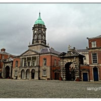 Photo taken at Dublin Castle by Anthony G. on 11/19/2011