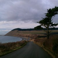 Photo taken at Ebey's Landing by I B. on 12/19/2011