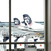 Photo taken at Ted Stevens Anchorage International Airport (ANC) by Coco on 6/26/2011