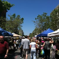 Photo taken at Old Oakland Farmers' Market by Jeannie S. on 5/11/2012