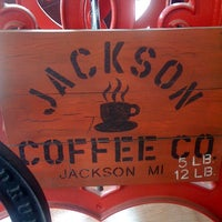 Photo taken at Jackson Coffee Co. by Ben C. on 8/25/2011