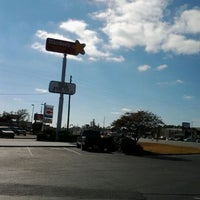 Photo taken at Hardee's by Debra T. on 11/4/2011
