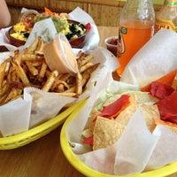 Photo taken at Tito's Burritos by Jeffrey O. on 7/27/2012