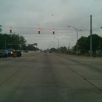 Photo taken at Lloyd Expressway And Stockwell Road by Kelli T. on 9/9/2011