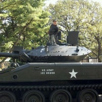 Photo taken at Cantigny Park by Danielle F. on 10/15/2011