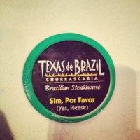 Photo taken at Texas de Brazil - Miami Beach by Artem K. on 4/23/2012