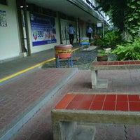 Photo taken at PT. Unilever Indonesia Tbk by Bilrain N. on 1/17/2012