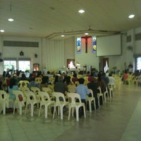 Photo taken at Chapel of Sts Jacques Chastan & Laurent Imbert by Jedi Master S. on 6/23/2012