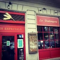 Photo taken at La Boulangerie by Jordi C. on 7/15/2012