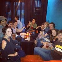 Photo taken at Vinyl Coffee & Wine Bar by Amit V. on 7/12/2012