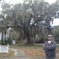 Photo taken at Lowcountry Visitors Center & Museum (at Frampton Plantation) by Emin D. on 12/4/2011