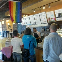 Photo taken at Caribou Coffee by tom r. on 10/8/2011
