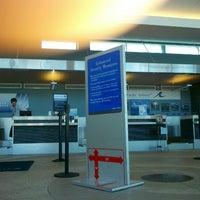 Photo taken at McClellan-Palomar Airport (CLD) by Freddy G. on 5/27/2012