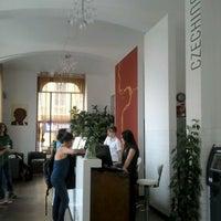 Photo taken at Czech Inn by michael l. on 9/23/2011