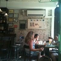 Photo taken at Epistrophy by Francesca M. on 7/22/2011