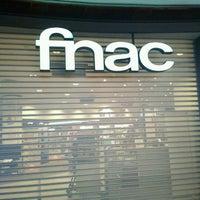 Photo taken at Fnac by Mati on 5/7/2012
