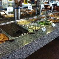 Photo taken at Lótus Restaurante Vegetariano by Thiago W. on 10/8/2011