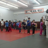 Photo taken at U.S. Tae Kwon Do College by Claudia G. on 3/3/2012