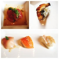 Photo taken at SUGARFISH | Downtown LA by Clarissa S. on 9/6/2012