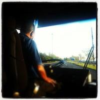 Photo taken at Rental Car Terminal by Jesse N. on 4/18/2012