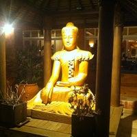 Photo taken at Golden Buddha by Gerardo P. on 2/28/2012