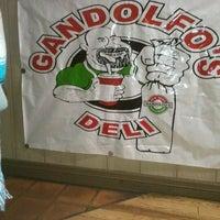 Photo taken at Gandolfo's by Rafferty K. on 4/21/2012