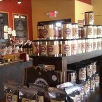 Photo taken at True Coffee Roasters by K. D. on 4/16/2012