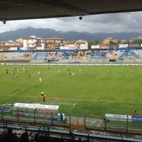 Photo taken at Arena Garibaldi - Stadio Romeo Anconetani by Donato P. on 5/6/2012