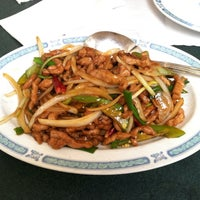 Photo taken at San Tung Chinese Restaurant by Christina H. on 6/13/2012