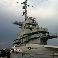 Photo taken at Patriots Point Naval & Maritime Museum by Frank R. on 5/15/2012