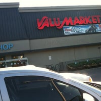 Photo taken at ValuMarket by Brian D. on 4/19/2012
