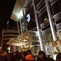 Photo taken at New Era Flagship Store: Buffalo by Jen H. on 4/1/2012