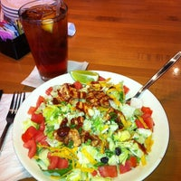 Photo taken at California Pizza Kitchen at Tempe Marketplace by Robert D. on 4/24/2012