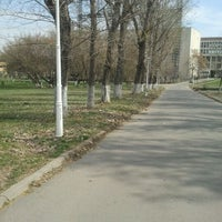 Photo taken at Universitatea Politehnică by Bianca N. on 3/29/2012
